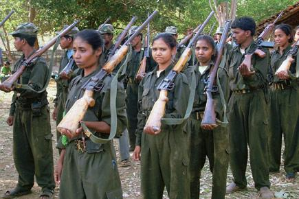 Naxalites on the March